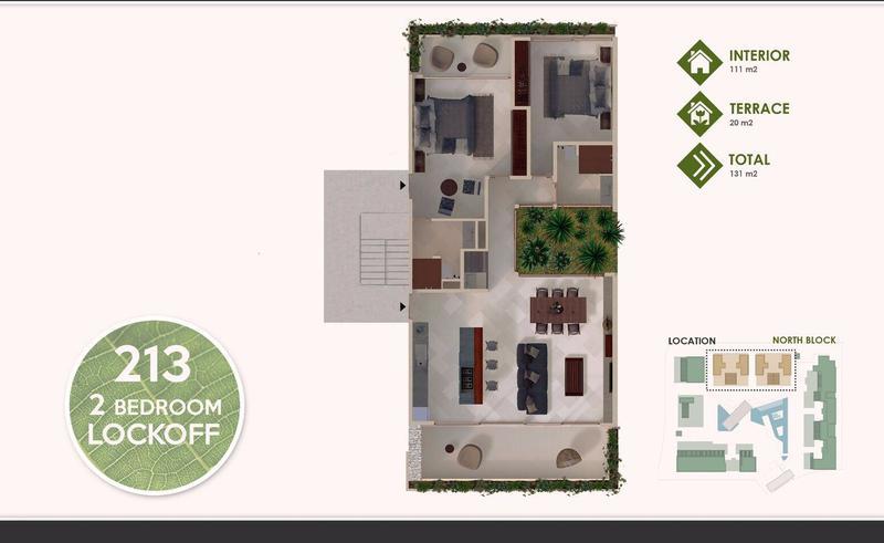 Aldea Zama Apartment for Sale scene image 15