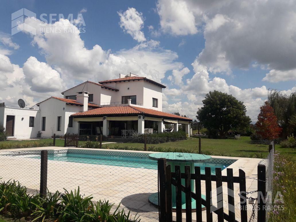 Foto Casa en Alquiler en  San Agustin,  Cerrillos  Club de Campo CAPIASU, Cerrillos Salta