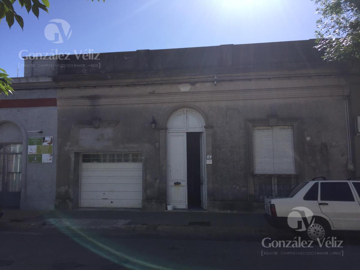 Foto Casa en Venta en  Carmelo ,  Colonia  Carmen entre Solis y Defensa