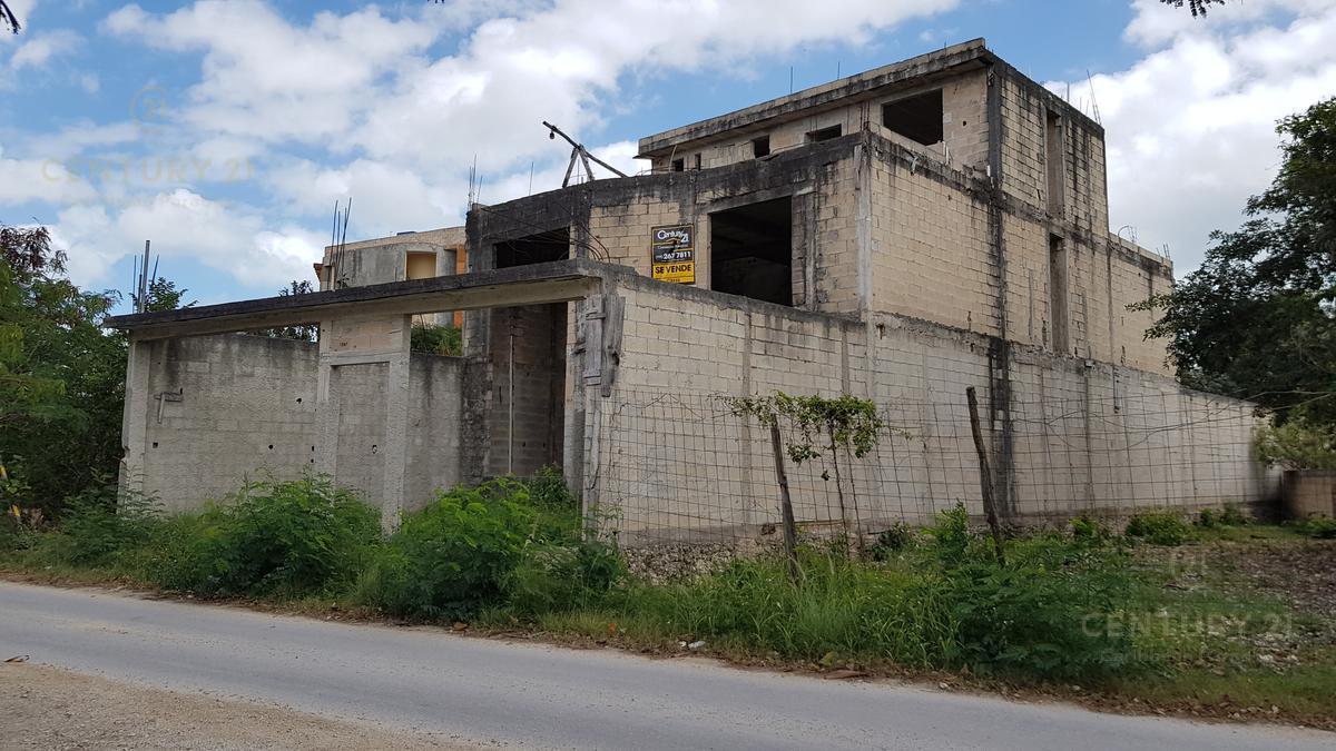 Foto Terreno en Venta en  Benito Juárez ,  Quintana Roo  Terreno en venta con construccion alamos II. Abiertos a escuchar ofertas de compra