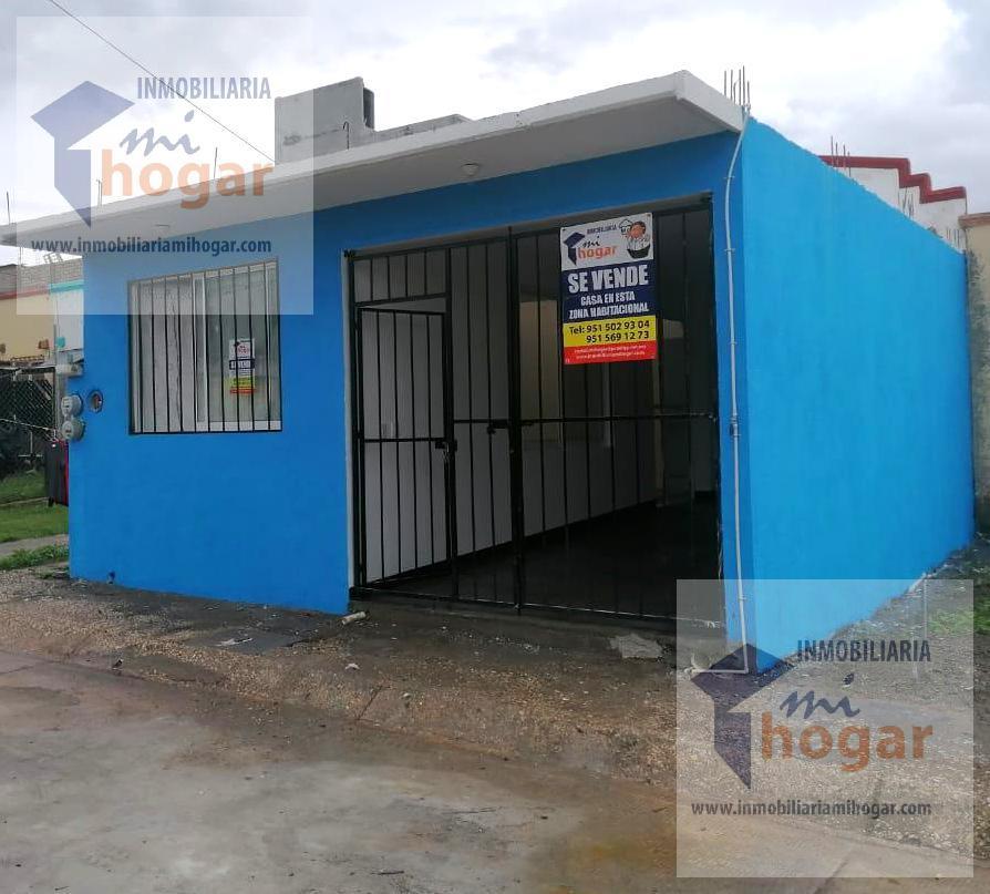 Foto Casa en Venta en  Fraccionamiento Ciudad Yagul,  Tlacolula de Matamoros  SE VENDE CASA EN FRACC. CIUDAD  YAGUL