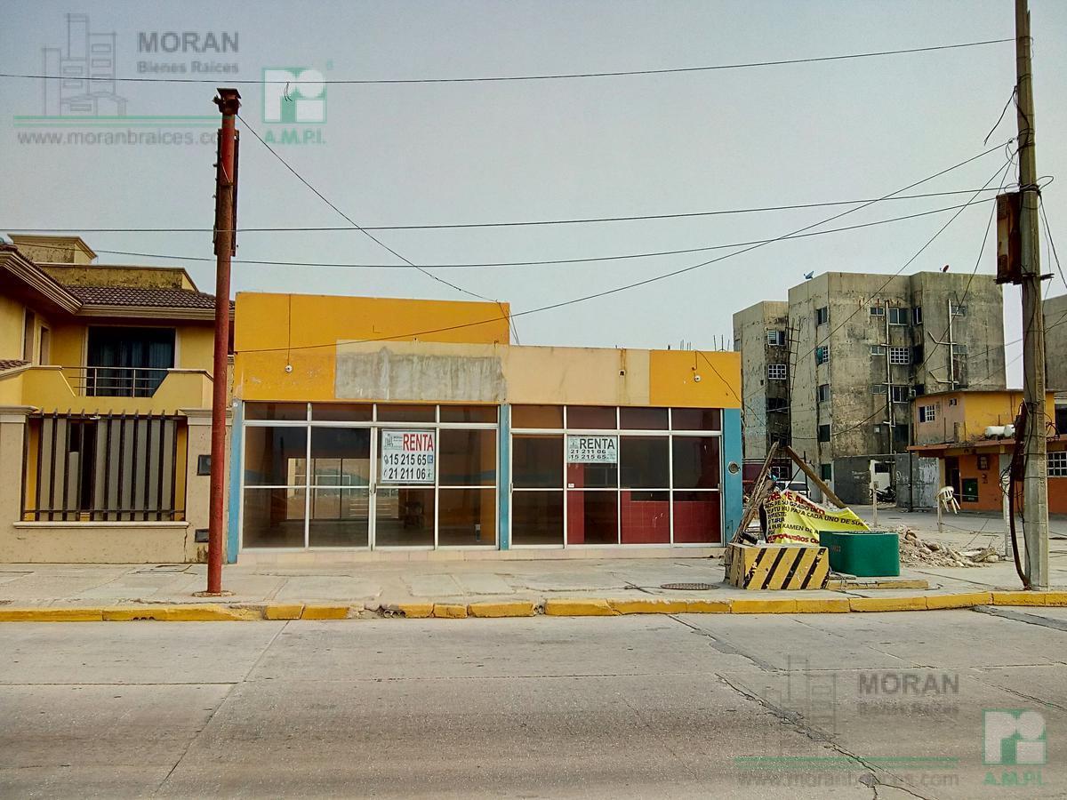 Foto Local en Renta en  Puerto México,  Coatzacoalcos  Jhon Spark No. 1327, Colonia Puerto México, entre Independencia y Constitución, Coatzacoalcos, Ver.
