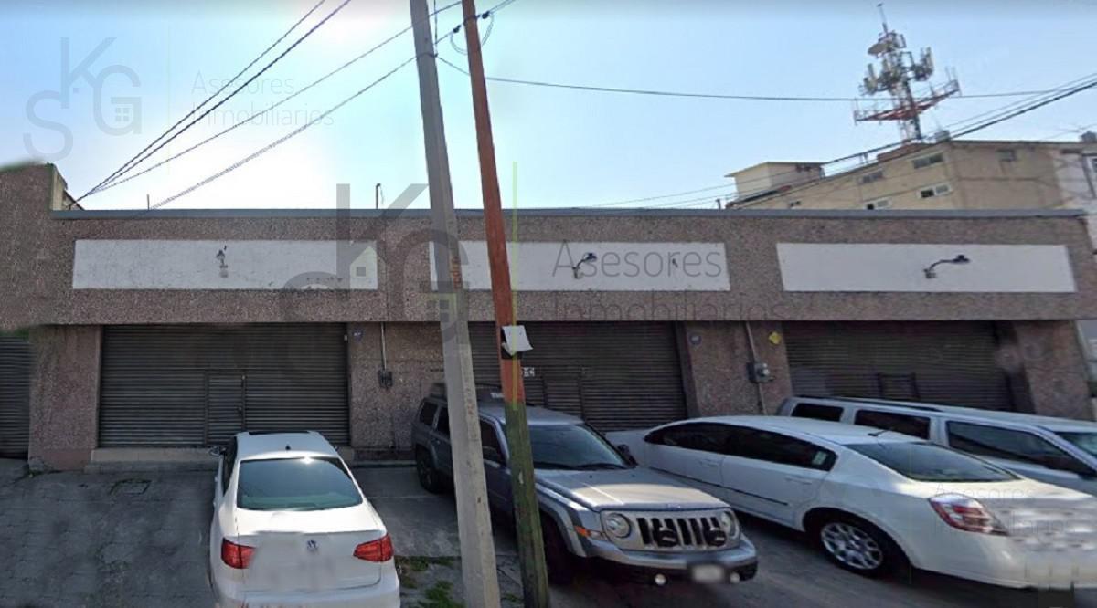 Foto Bodega Industrial en Renta en  Industrial Alce Blanco,  Naucalpan de Juárez  SKG Renta Bodega con Local en Calle Tres, Fraccionamiento Alce Blanco