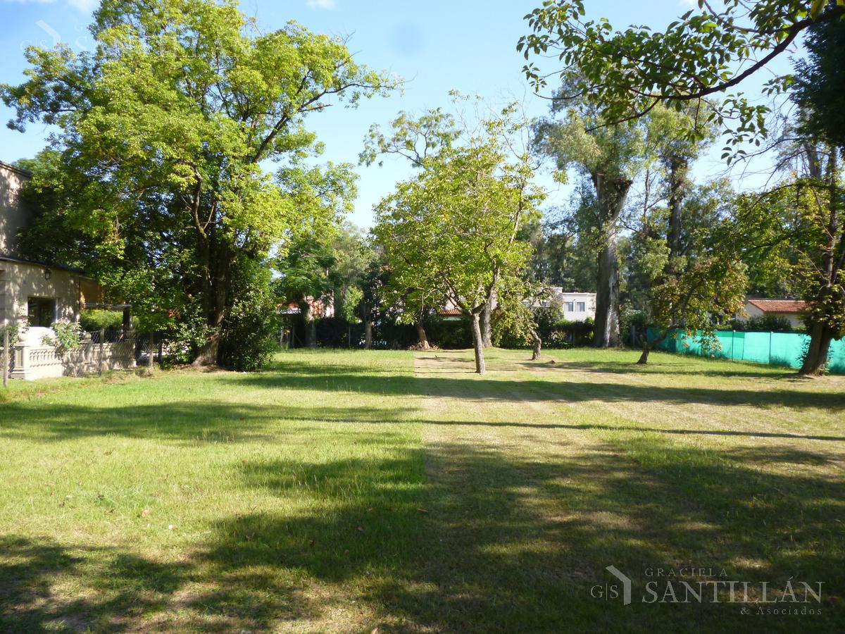 Foto Terreno en Venta en  La Pilarica,  Countries/B.Cerrado (Pilar)  La Pilarica | Lote