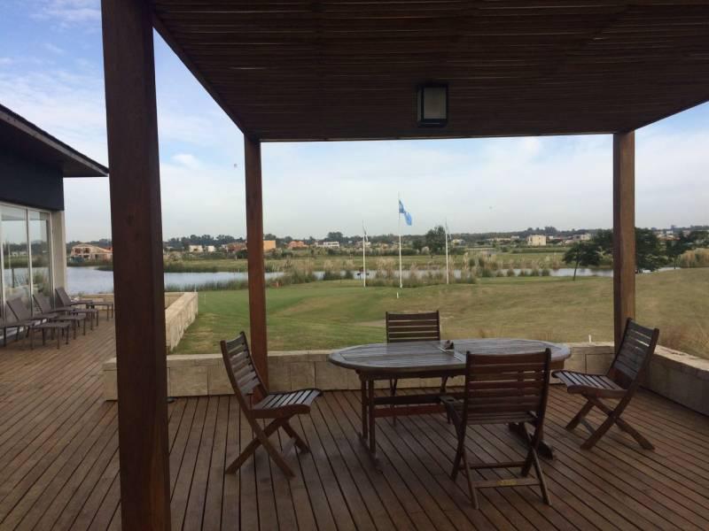 Foto Terreno en Venta en  El Canton,  Countries/B.Cerrado (Escobar)  Barrio Golf al 100