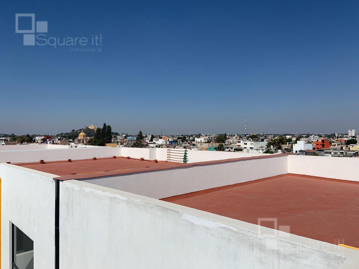 Foto Departamento en Venta en  Barrio Santiago Xicohtenco,  San Andrés Cholula  Deptos en Venta desde 126 m2 a $2,130,000 con 10% de descuento, San Andrés Cholula