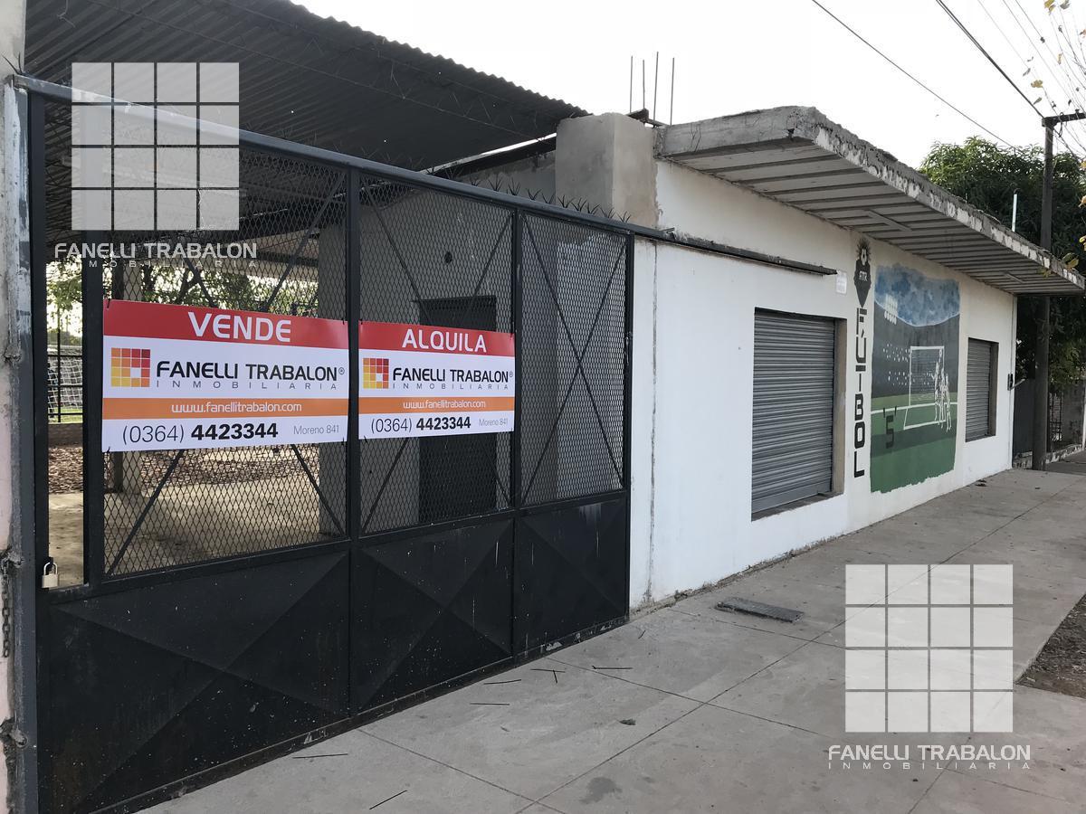 Foto Fondo de Comercio en Venta | Alquiler en  Primero de Mayo,  Presidencia Roque Saenz Peña  126 e 119 y Av Gardel