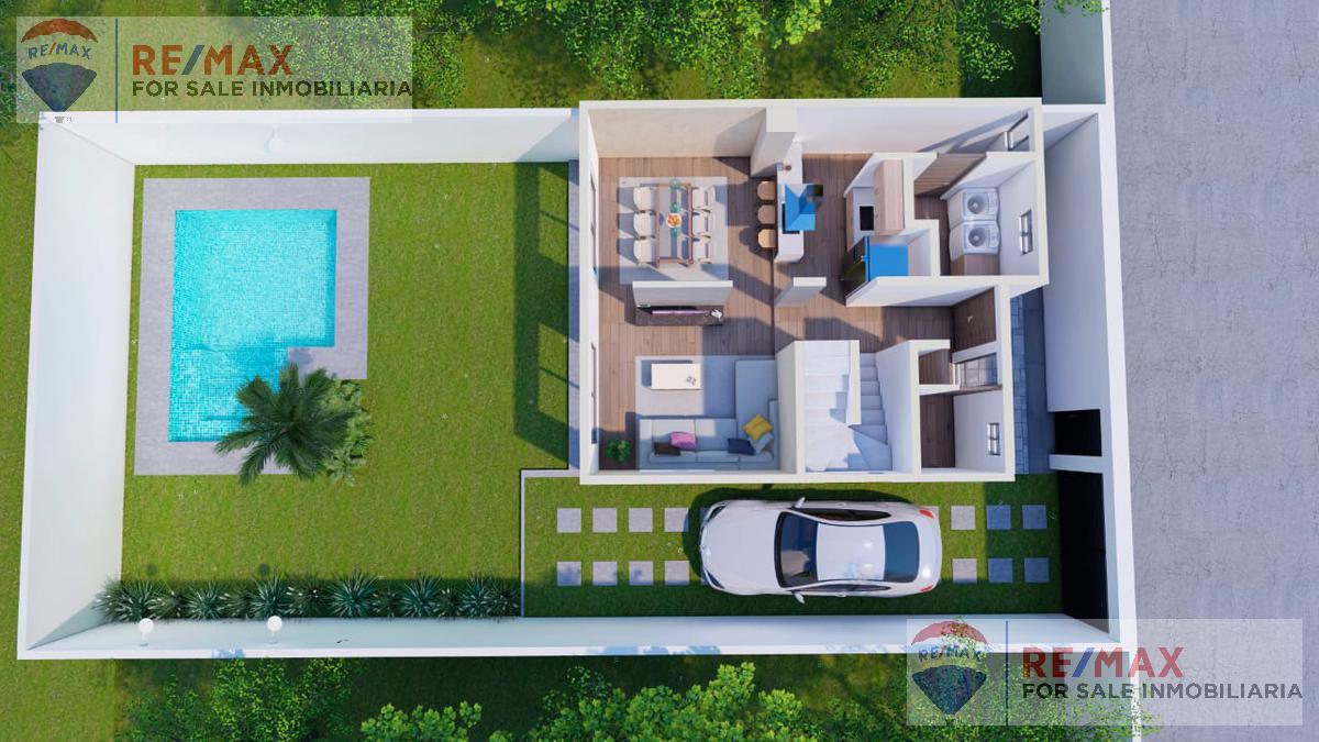 Foto Casa en Venta en  Pueblo Tequesquitengo,  Jojutla  Pre-venta, casa en Tequesquiengo, Morelos…Clave 3234