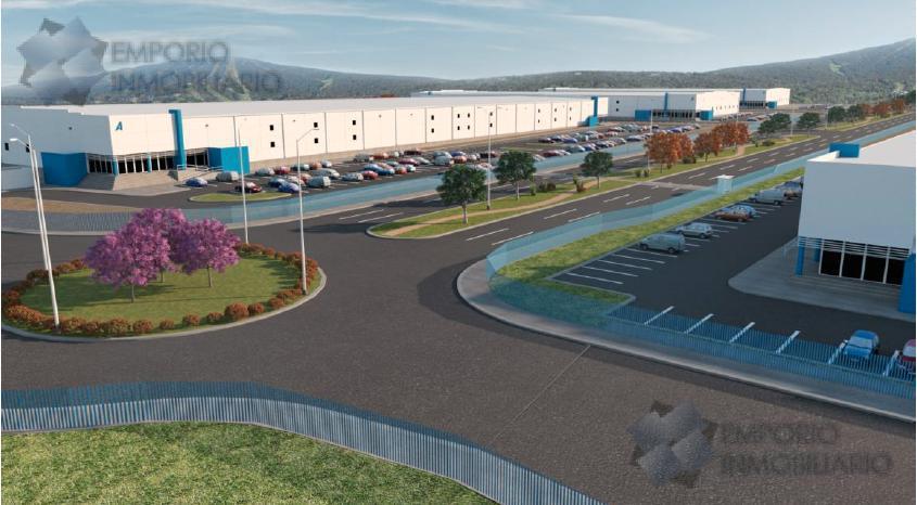 Foto Bodega Industrial en Renta en  Tlajomulco de Zúñiga ,  Jalisco  Industrial building SHELTER AI B1-3 $12,363.75 usd Dancas E1