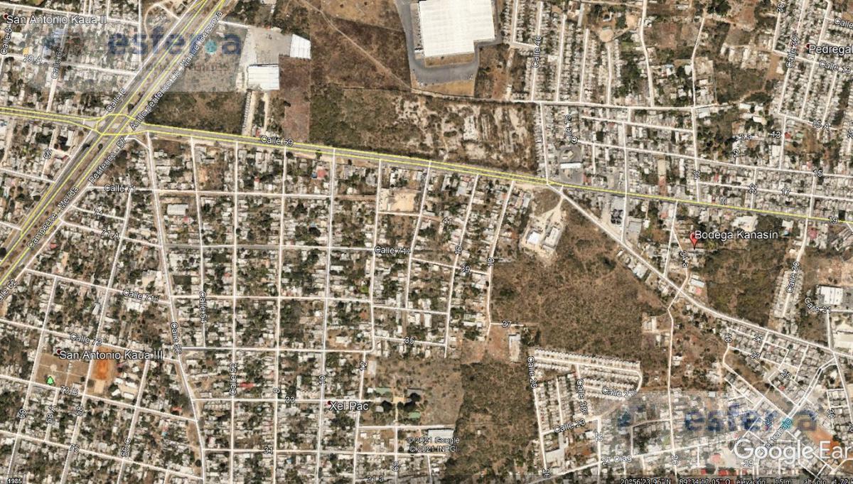 Foto Bodega Industrial en Renta en  Kanasín ,  Yucatán  Bodega en Renta en Merida