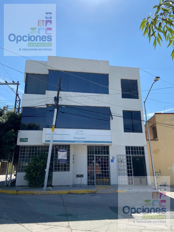 Foto Edificio Comercial en Venta en  Villas del Sur,  Querétaro  Villas del Sur