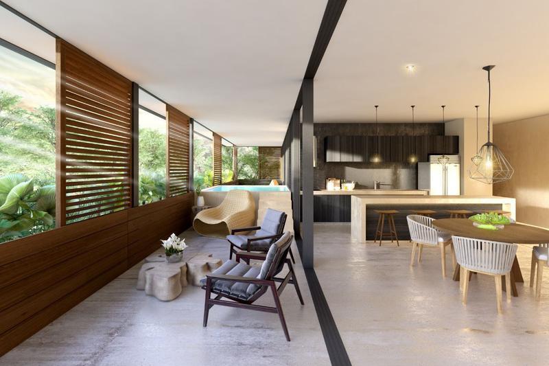 Aldea Zama Apartment for Sale scene image 0