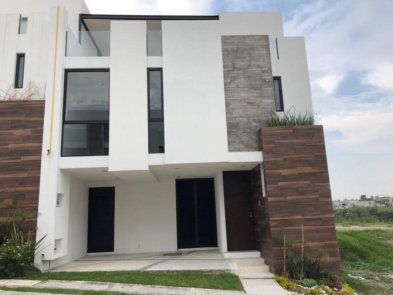 Foto Casa en Venta en  Fraccionamiento Lomas de  Angelópolis,  San Andrés Cholula   Casa en venta en Parque Quintana Roo, Cascatta, Lomas