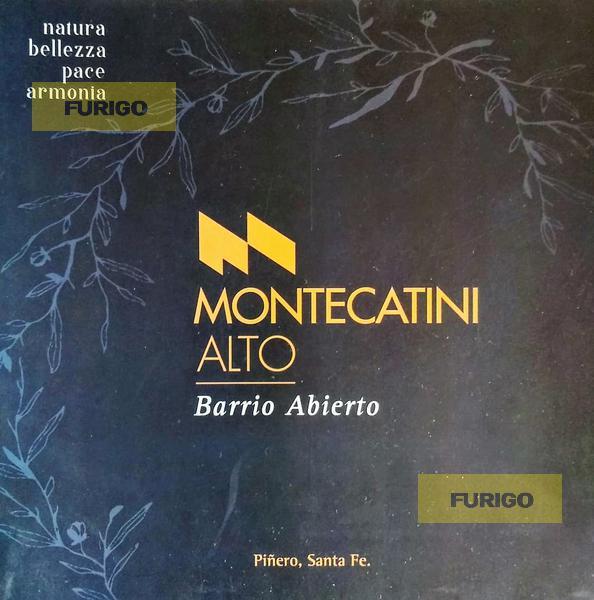 Foto Terreno en Venta en  Pueblo,  Piñero  Barrio Abierto Montecatini Alto, Piñero, lotes 32, 33, 34 y 36