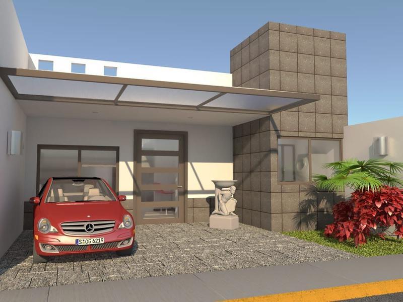 Casa en Venta de una planta en Mayorazgo León Gto zona Sur