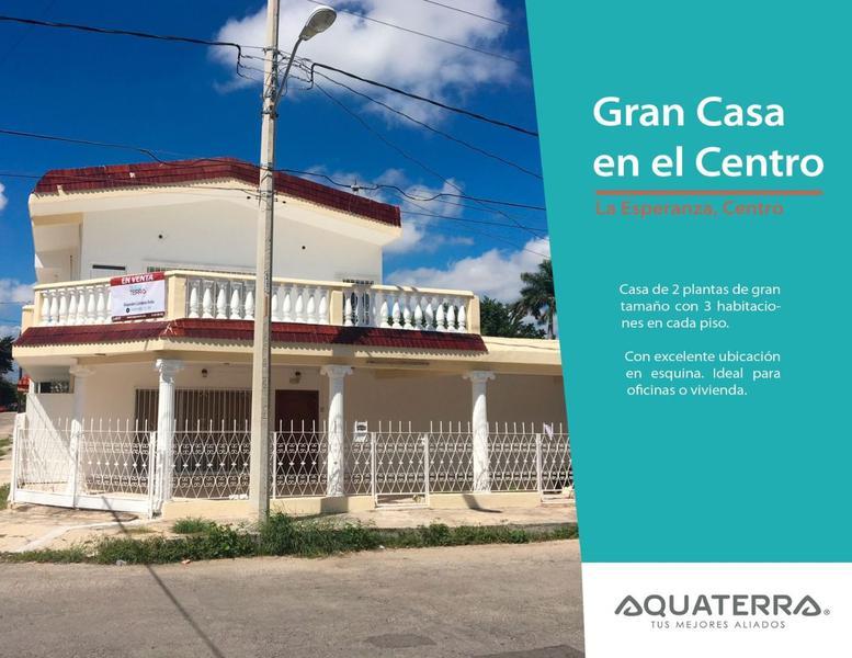 Gran casa en el centro de Mérida