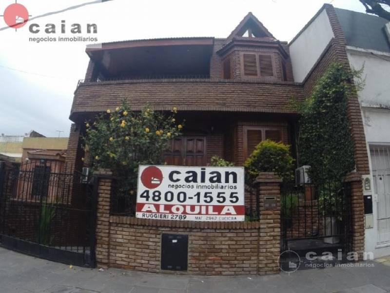 Foto Casa en Venta en  Saavedra ,  Capital Federal  RAMALLO al 3300