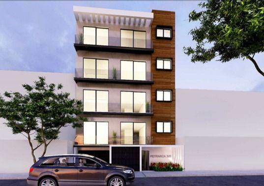 Foto Departamento en Venta en  Polanco,  Miguel Hidalgo  SKG Asesores Inmobiliarios Vende Espectacular Departamento en Preventa en Polanco