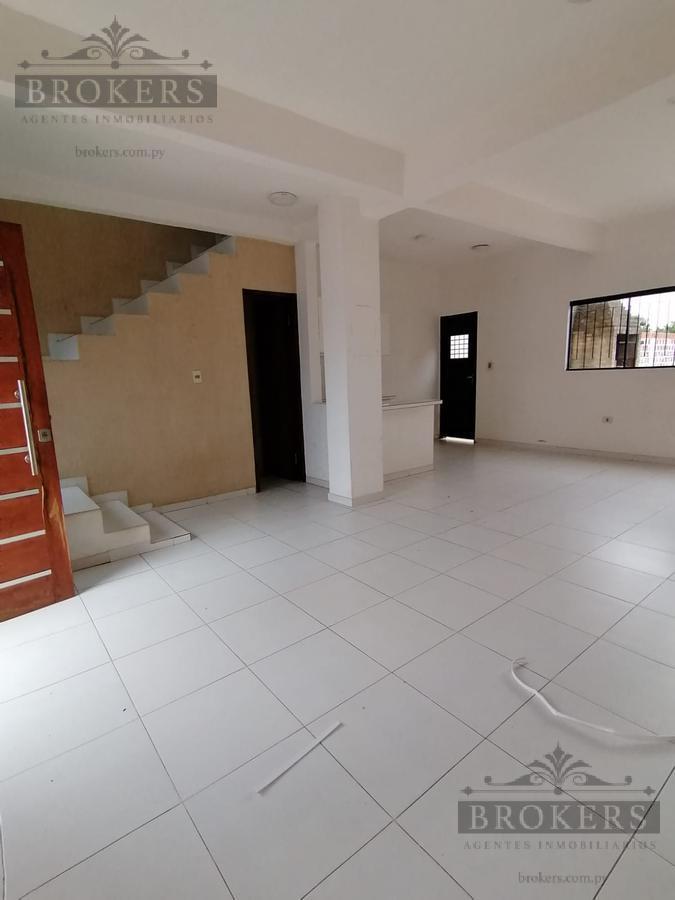 Foto Casa en Alquiler en  Isla Bogado,  Luque  Alquilo duplex 3 dorm 2 cocheras en Isla Bogado Luque
