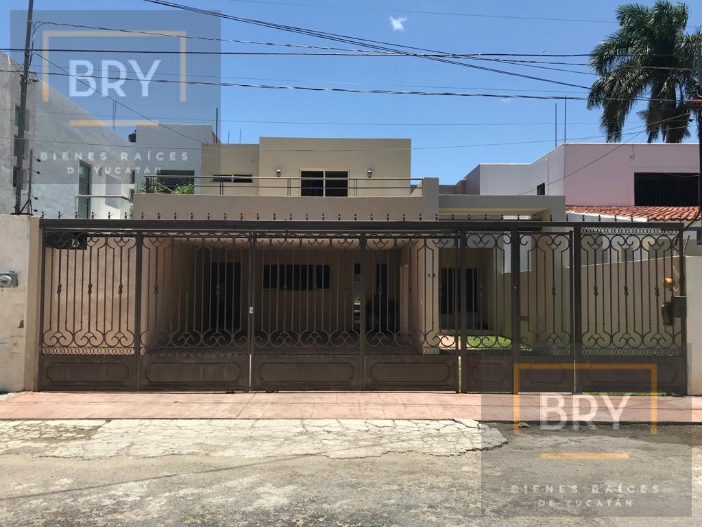 Foto Casa en Venta en  México Norte,  Mérida  SE VENDE CASA CON PISCINA EN LA COLONIA MÉXICO NORTE