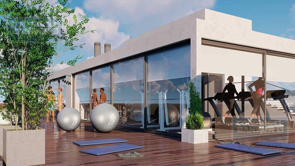 Foto Apartamento en Venta en  Aidy Grill,  Punta del Este  u1002 - Apartamento monoambiente en venta en Aidy Grill