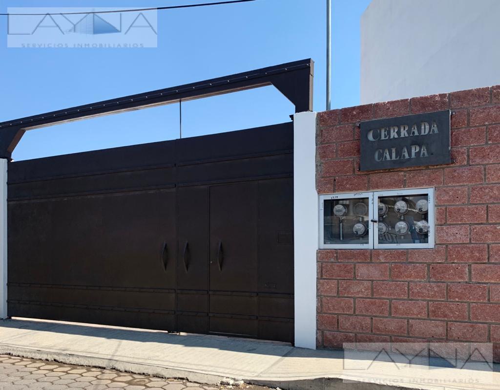 Foto Casa en Renta en  Pueblo San Dionisio Yauhquemehcan,  Yauhquemehcan  2da Privada Cuauhtémoc No. 8, Fraccionamiento  Calapa, San Dionisio Yauhquemehcan, Tlax. C.P. 90450