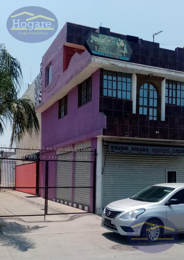 Casa Comercial Venta en Esquina Hda Otates León Gto