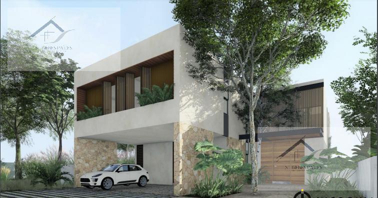 Foto Casa en Venta en  Yucatán Country Club,  Mérida  Casa en Venta en Yucatan Country Privada Oasis,  4 recamaras
