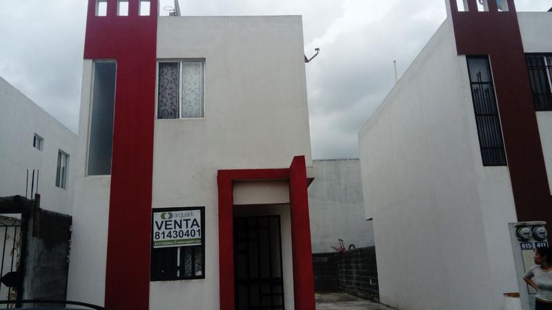 Foto Casa en Venta en  Charcas ,  San luis Potosí  CASA EN VENTA EN PRIVADAS DE SAN FERNANDO JUAREZ N.L.