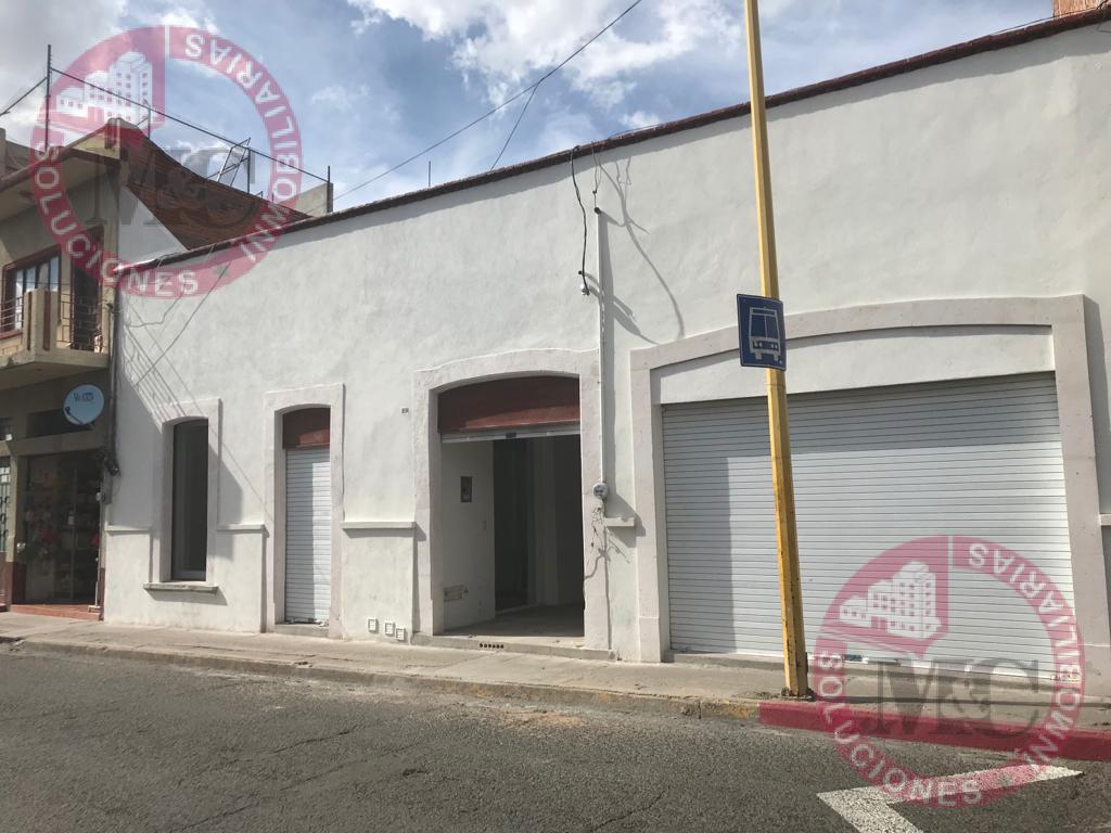 Foto Local en Renta en  Zona Centro,  Aguascalientes  LOCAL EN RENTA EN EL CENTRO DE AGUASCALIENTES