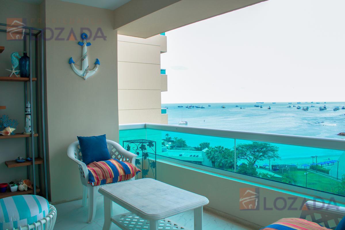 Foto Departamento en Alquiler en  Puerto Lucia,  La Libertad  ALQUILO SUITE SALINAS  PUERTO LUCIA CON VISTA AL OCEANO