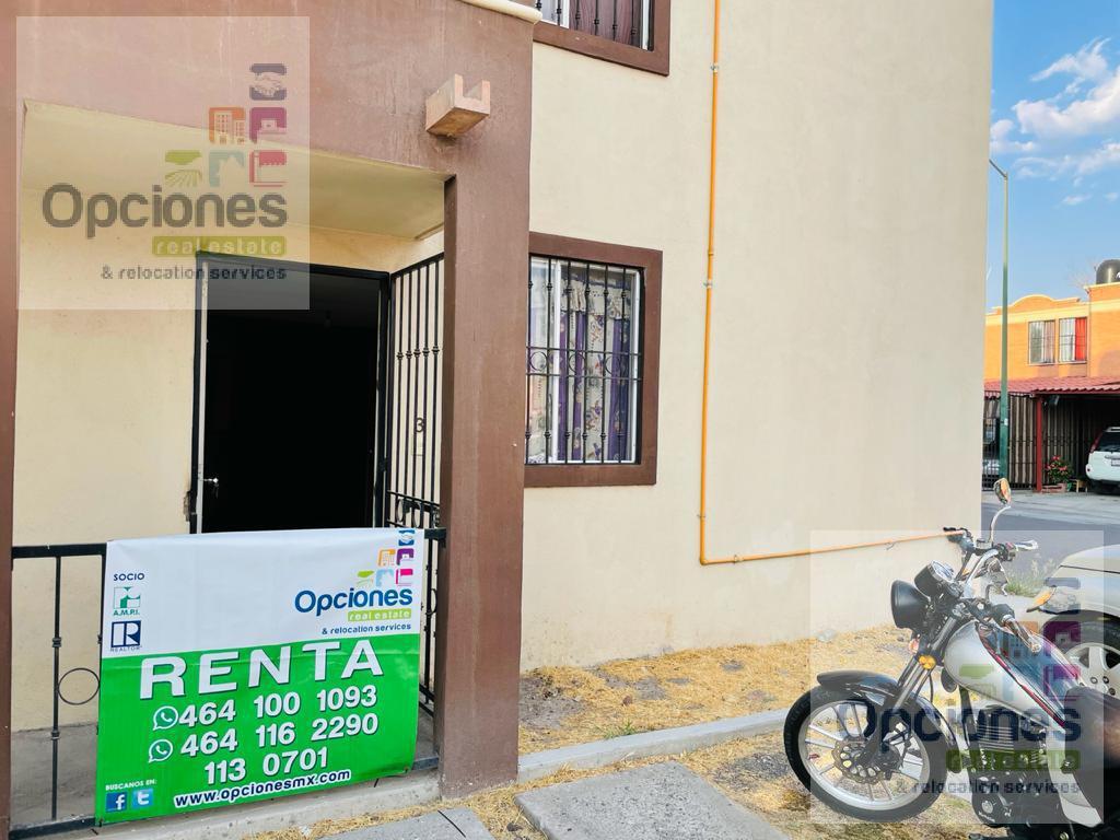 Foto Departamento en Renta en  Salamanca ,  Guanajuato  Arboledas, priv. Cimatario