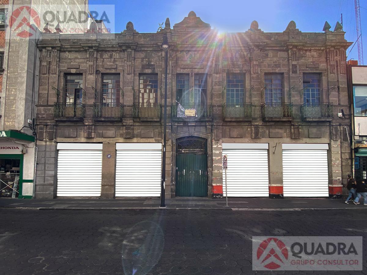 Foto Casa en Venta en  Puebla Centro,  Puebla  Casona en Venta el el Centro Historico de Puebla