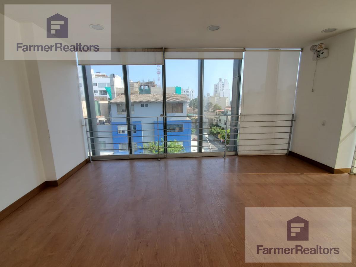 Foto Oficina en Alquiler en  Miraflores,  Lima  Miraflores