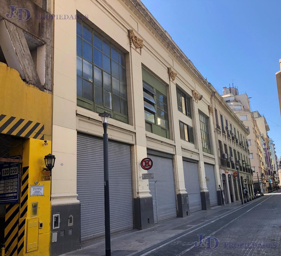 Foto Depósito en Venta en  Microcentro,  Centro (Capital Federal)  Alsina al 700