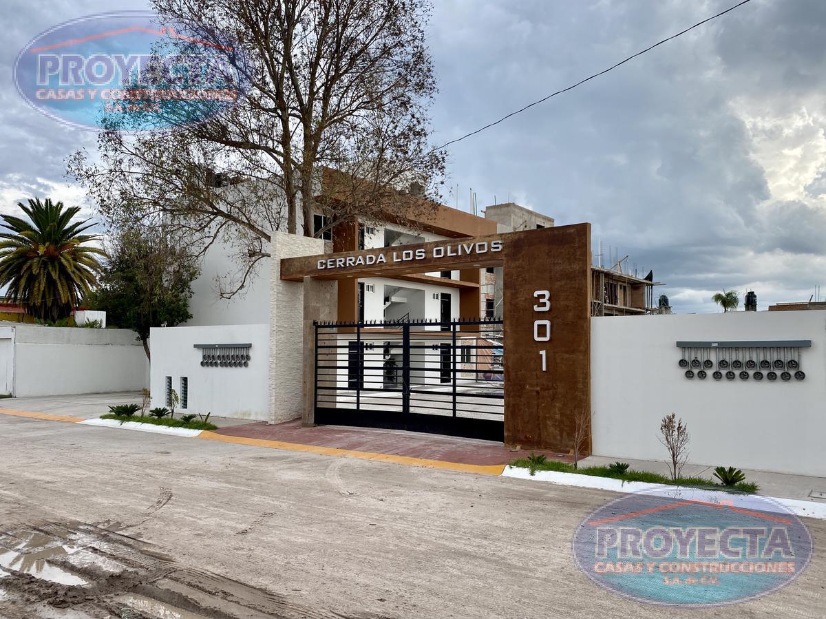 Foto Departamento en Venta en  Fraccionamiento Villas de San Francisco,  Durango  DEPARTAMENTOS PRIVADOS CON ROOF GARDEN  Y ALBERCA POR SALIDA A MEXICO