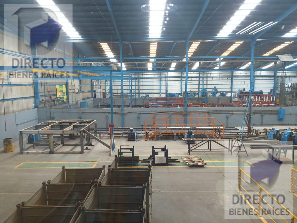 Foto Bodega Industrial en Renta en  Santa Rosa,  Apodaca  APODACA