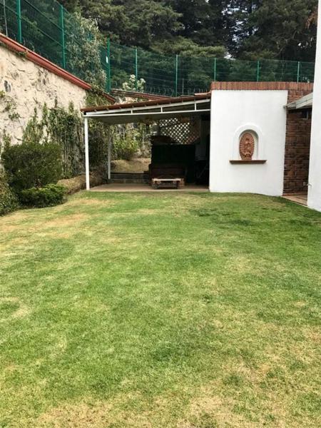 Foto Casa en Venta en  Club de Golf los Encinos,  Lerma  RESIDENCIA EN VENTA EN CLUB DE GOLF LOS ENCINOS SBR 1142