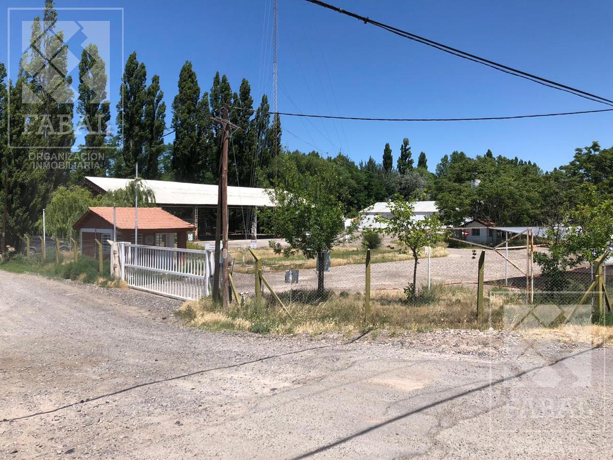 Foto Galpón en Alquiler en  Valentina Sur Rural,  Capital  Base Industrial sobre Ruta Nº 22