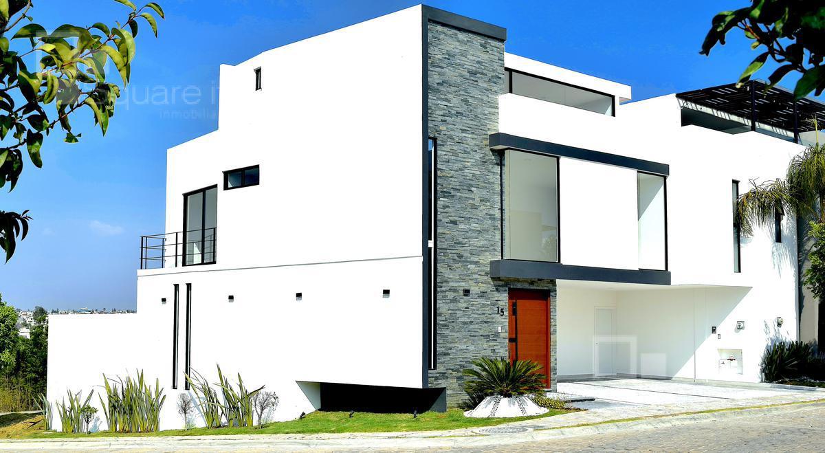 Foto Casa en Venta en  Fraccionamiento Lomas de  Angelópolis,  San Andrés Cholula  Casa Nueva en Venta  Parque Durango, Cascatta, Lomas de Angelópolis III