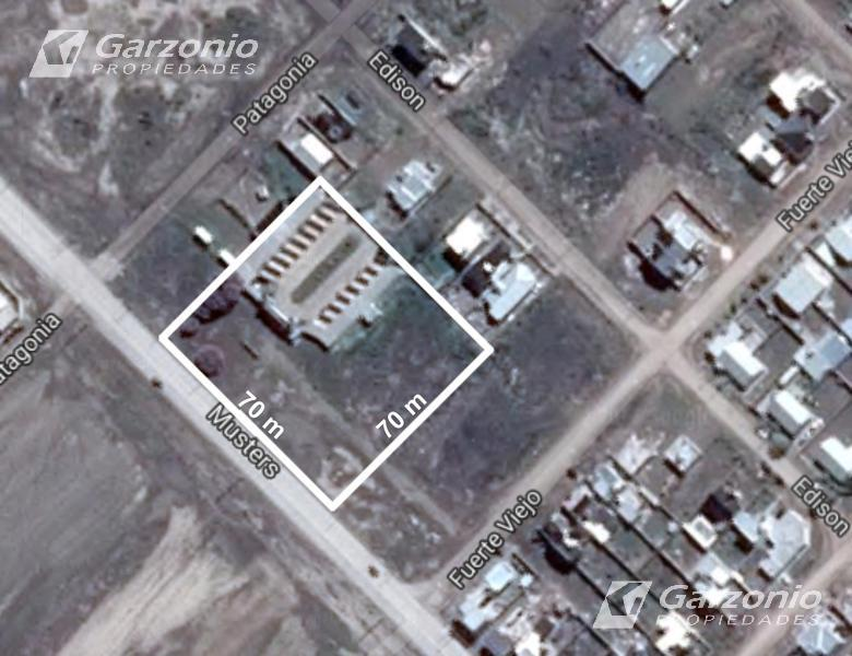 Foto Terreno en Venta en  Trelew ,  Chubut  Muster al al 2100