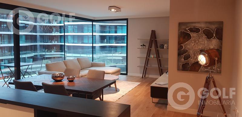Foto Departamento en Alquiler en  Puerto Buceo ,  Montevideo  FORUM- 2 dormitorios con muebles, garaje y box