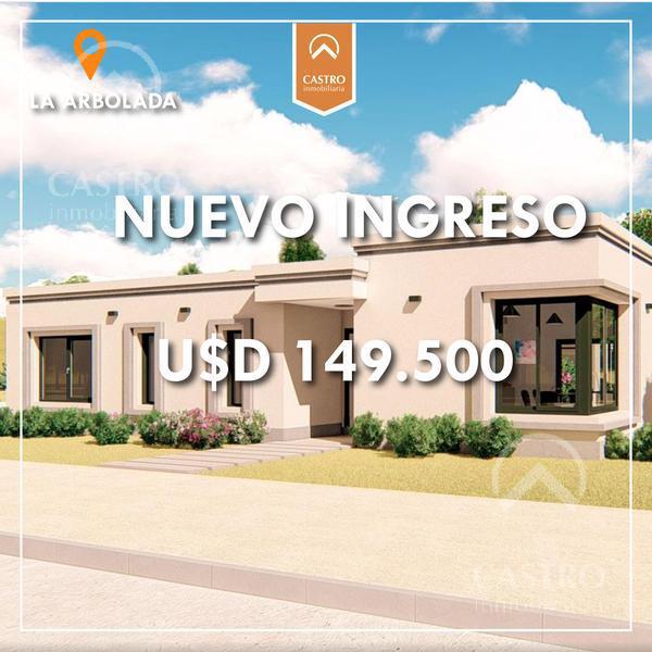 Foto Casa en Venta en  Merlo,  Junin  Barrio la Arbolada