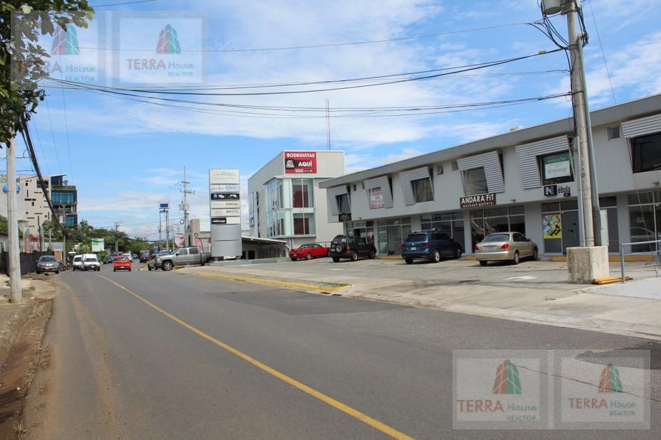 Foto Terreno en Venta en  Escazu,  Escazu          Guachipelin Escazú, Frente carretera Nacional Zona mixta de pequeña industria y comercio