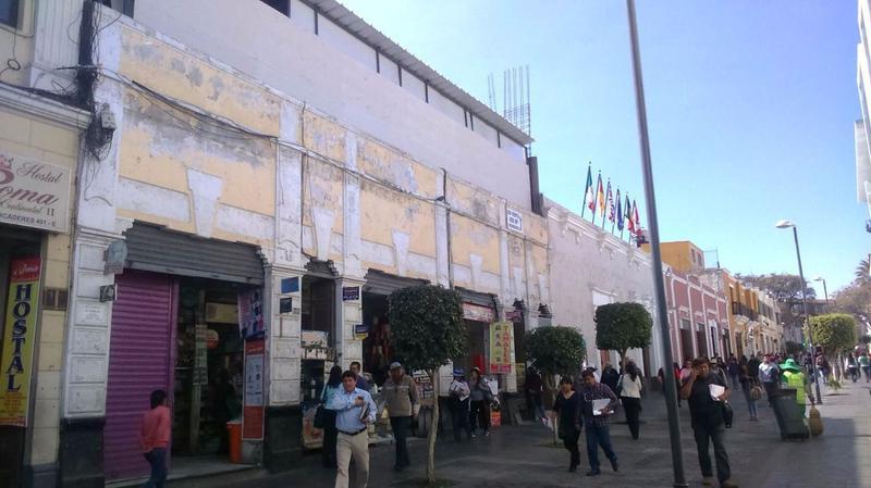 Foto Edificio Comercial en Alquiler en  Arequipa,  Arequipa  LOCAL COMERCIAL EN ALQUILER CALLE MERCADERES