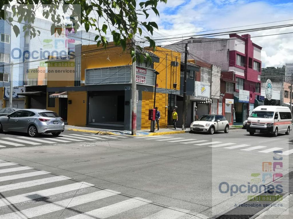 Foto Local en Renta en  Morelia ,  Michoacán  LOCAL EN RENTA SOBRE ARRIAGA RIVERA
