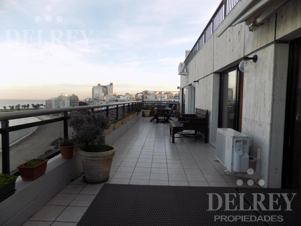 Foto Departamento en Alquiler en  Pocitos ,  Montevideo  Rambla y Av.Brasil  Próximo