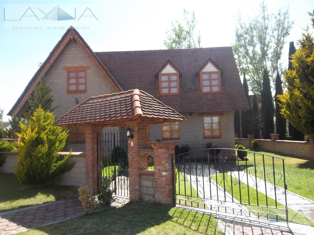 Foto Casa en Renta en  Ignacio Zaragoza,  Huamantla  Fraccionamiento Ex Hacienda de Soltepec, Huamantla, Tlaxcala, C.P. 90505