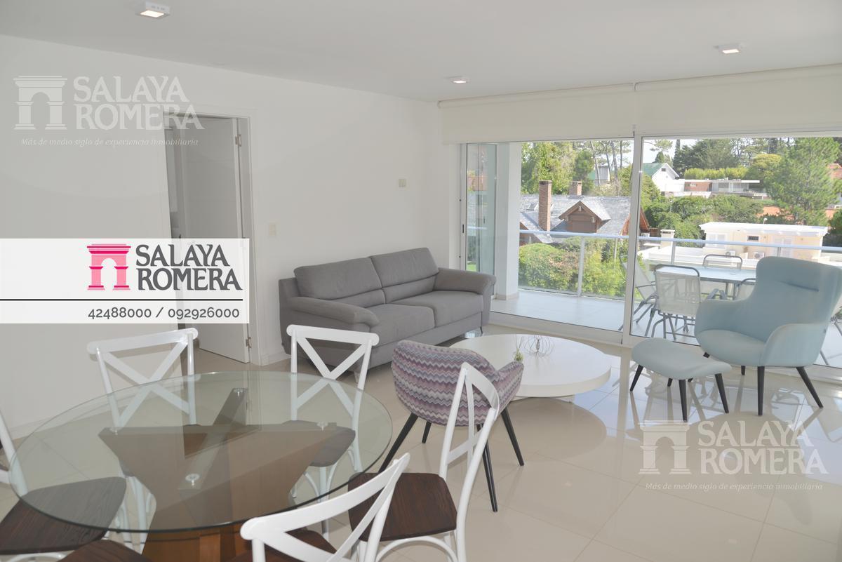 Foto Departamento en Alquiler en  Playa Mansa,  Punta del Este  Alquiler Temporario - Penthouse - Playa Mansa, 3 Dormitorios