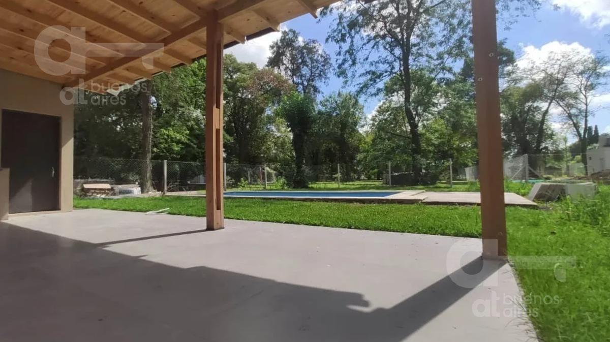 Foto Casa en Venta en  Countries/B.Cerrado (G. Rodriguez),  General Rodriguez  Montes de Oca al 800